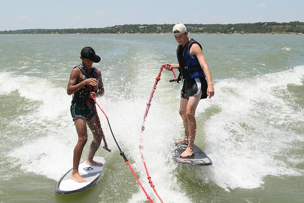 Lake Fun - July 8, 2009