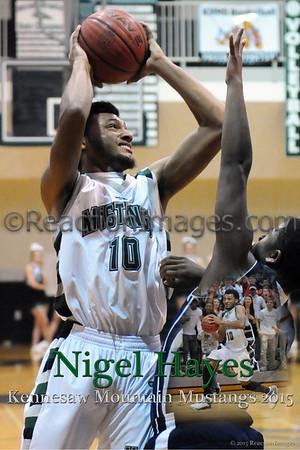 KMHS Basketball 2015 Seniors
