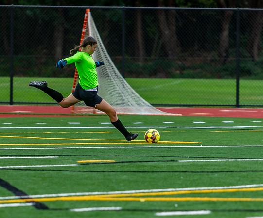 Set one, First half: Girls Varsity Soccer v University Prep, 09/14/2019