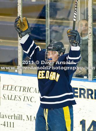 3/9/2011 - Boys Varsity Hockey - MIAA - Needham vs St. John's Prep