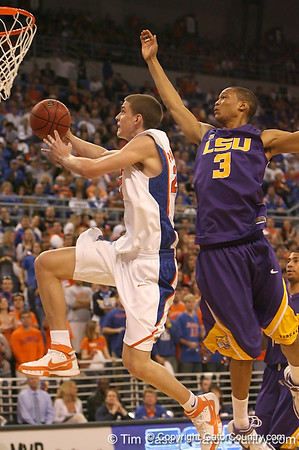 Basketball vs. LSU, 2/13/08