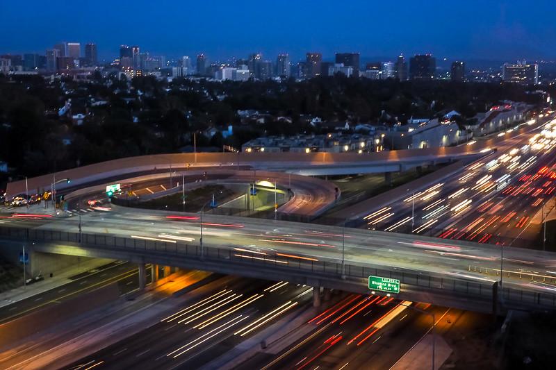 September 26 - Westwood at dusk.jpg