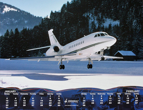 Dassault Aviation - Calendar Jan 2005