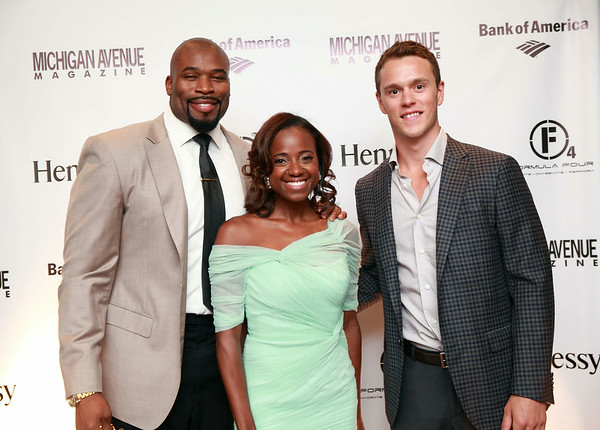 An Evening with The Israel Idonije Foundation