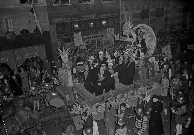 Intocht Prins Carnaval