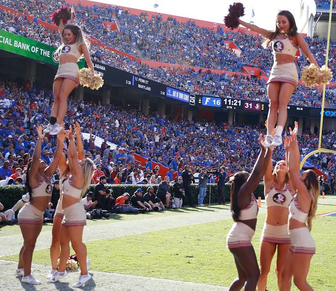 2017 Cheerleaders