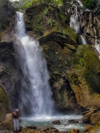 Luang Prabang, Laos - Waterfalls