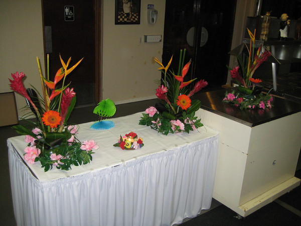 Annual Luau - September 2011