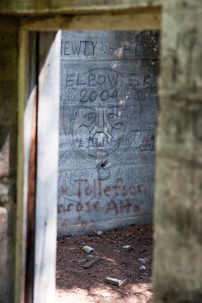 Graffiti in Bankhead