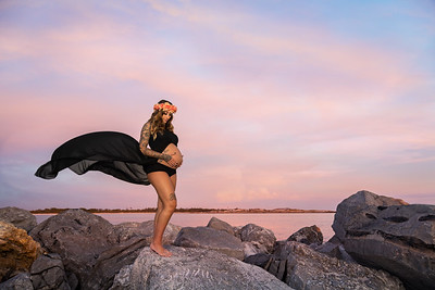 Sammies Baby Bump Panama City Beach 2018