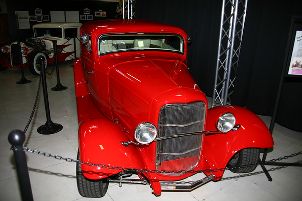 Automotive Museum, San Diego - May, 2009