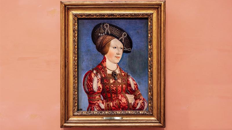 01912 Hans Maler 1519 Portrait of Anne of Hungary ad Bohemia 16x9.jpg