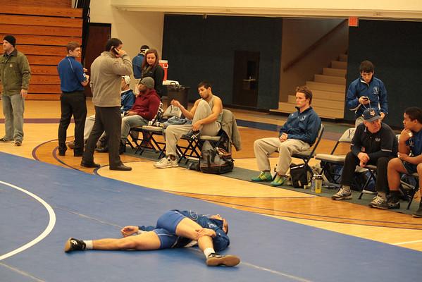 Wrestling Feb 5th