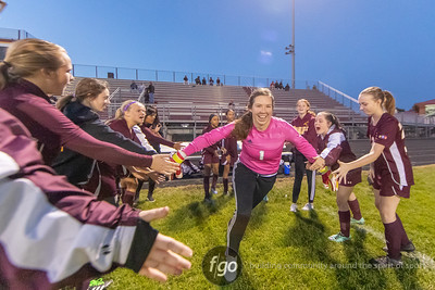 10-7-19 Minneapolis Roosevelt v Twin Cities Academy/Great River Girls Soccer