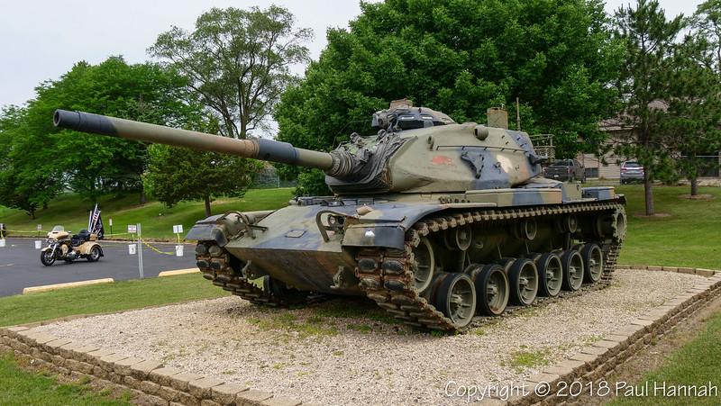 AL Post 336 - Onalaska, WI - M60A3