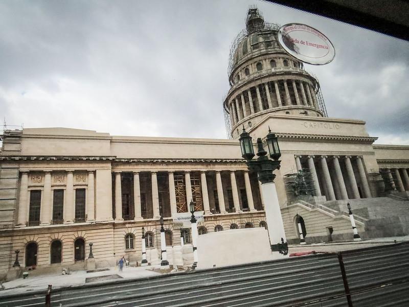Capitol Building, La Havana, Cuba