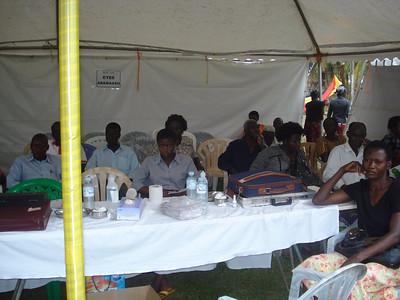 2nd Uganda Medical Mission Day 2 Aug 4, 2009