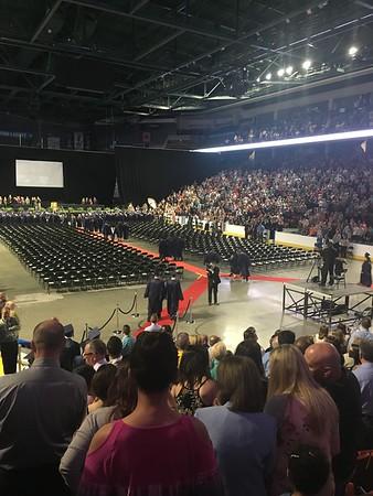 Allen's Graduation 6-1-17