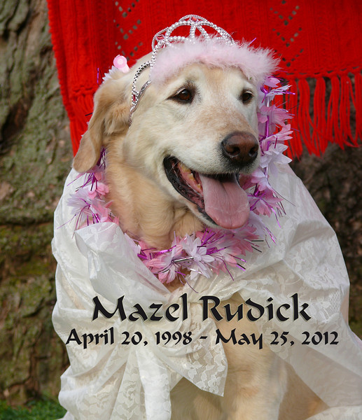 Farewell to Mazel