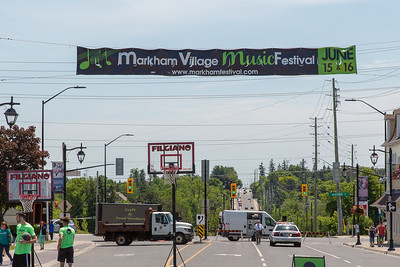2018 Markham Village Music Festival