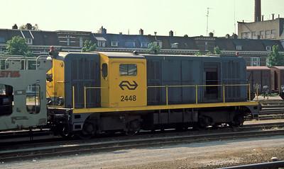 Diesel Locos