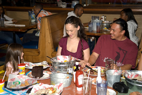 2007/10/27 - Eva's 30th Birthday
