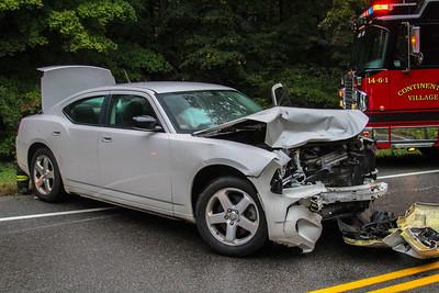 9-30-16 2nd MVA With Injuries Bear Mt. Bridge Road, Photos By Bob Rimm