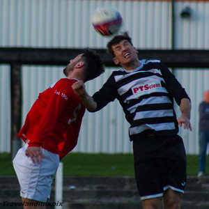 Johnstone Burgh 1 Rutherglen Glencairn 3, Euroscot Eng Central League Cup Round 2, 9th May 2016