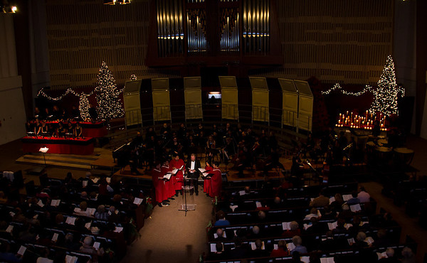 PUC Christmas Concert 2012