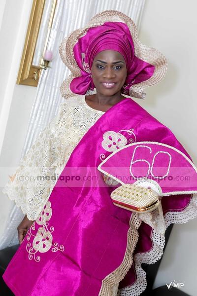 Mrs Awe 60th Birthday
