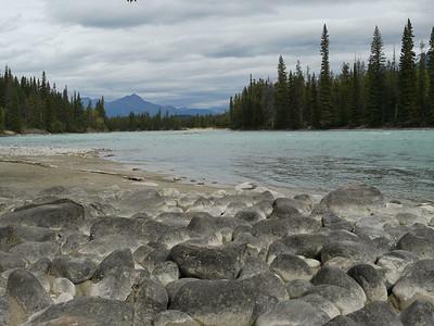 Mi 9.9.2009, Jaspers - Banff (Icefieds Parkway, Rockies)