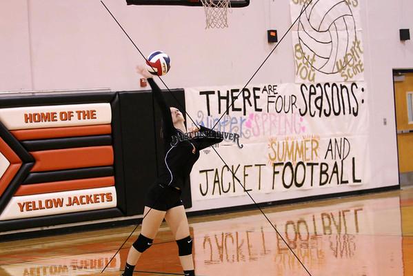 JV Volleyball vs Lago Vista