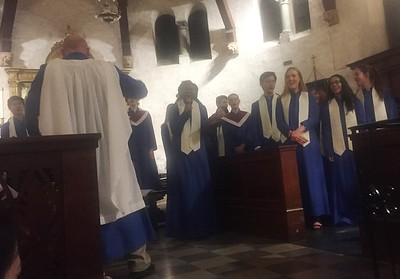 Gospel Chapel 3.6.18
