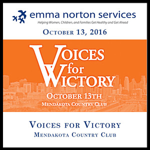 Emma Notron - Voices for Victory October 13, 2016