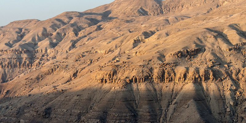 Mountains.  Central Jordan.