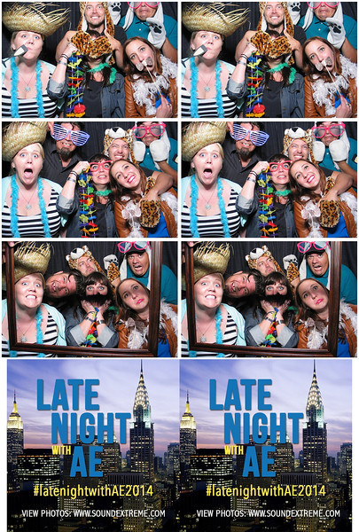 "Advanced Education ""Late Night with AE"" 4/12/14"