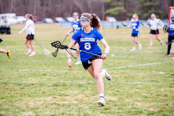 Girls JV Lacrosse vs. KUA   April 17