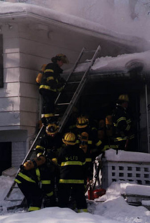 2001 Working Fires