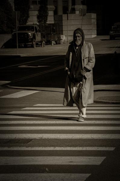 Caminata matinal: en busca del desayuno - Morning walk- In search for  breakfast. Nashville, USA