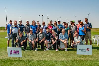 2018 IBAM Golf Clinic