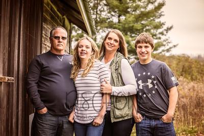 Lagerstrom Family