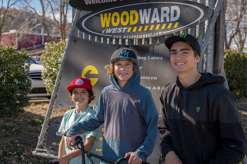Woodward Winter 2017,  Day 1