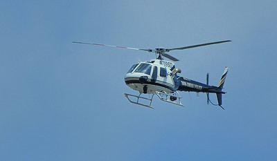 Ghetto Bird (SDPD's new QUIETER American Eurocopter AS350 B3)