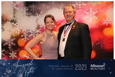 Missouri Realtors Inaugural Night 01.21.2021