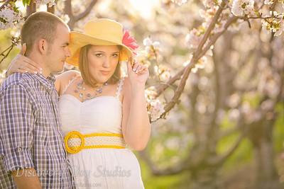 Danielle & Kevin Engagement 3-22-2014