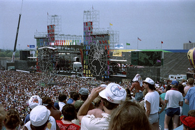 Live Aid - 1985
