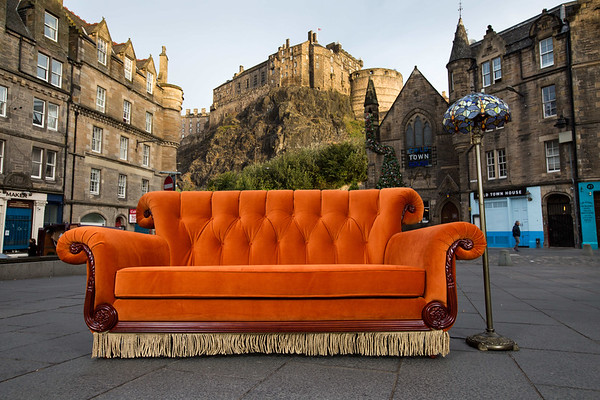 16/9/19 - Friends 25th Anniversary #SofaTour - Edinburgh