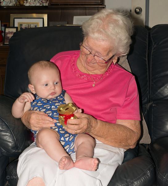 Gran and Michael