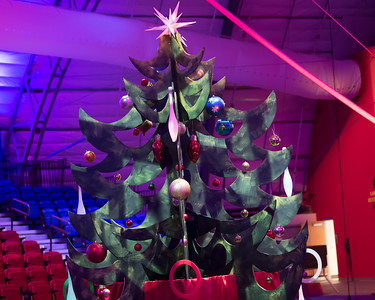 "Sailor Circus Holiday Show 2019, ""12 Days After Christmas"", Dress Rehearsal"