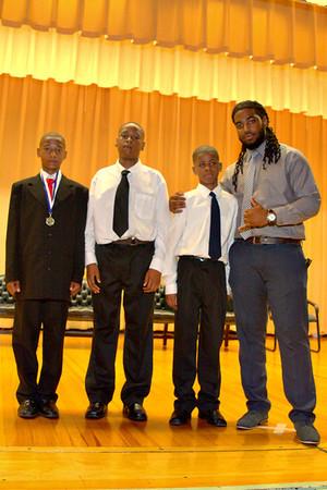 7 Leaders 7 Scholars 5th Grade Ceremony